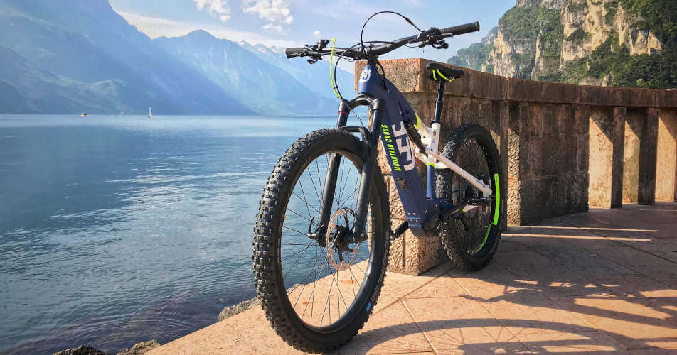 e-bike noleggio
