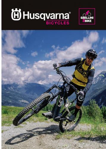 HUSQVARNA BICYCLES-1